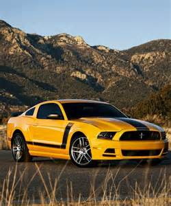 Muscle Car Ford Mustang Boss 302