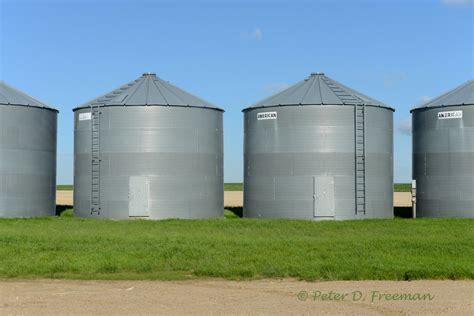 three silo farm the elemental eye freeman american silos the elemental eye freeman