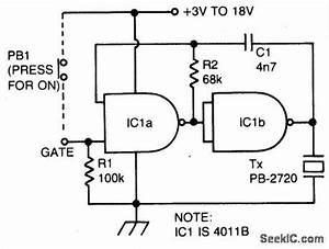 index 16 analog circuit basic circuit circuit With index 40 basic circuit circuit diagram seekiccom