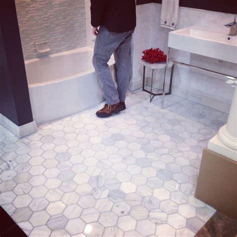 floor baseboard backsplash marble tile bathroom