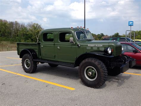 DODGE POWER WAGON pickup 4x4 truck powerwagon ram mopar ...