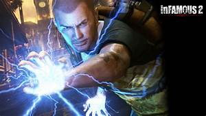infamous 2 wallpaper A2 - HD Desktop Wallpapers | 4k HD