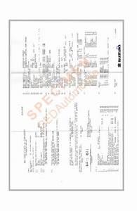Certificat De Conformité Mercedes : certificat de conformit suzuki europe pour controle technique et immatriculation ~ Gottalentnigeria.com Avis de Voitures