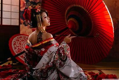 Japan Culture 5k 4k Geisha Wallpapers Tattoo