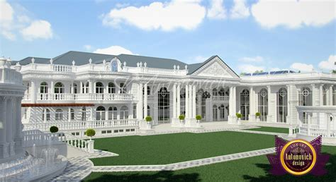 Home Design : Royal House Plan