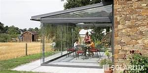 Terrassenüberdachung Mit Schiebeelemente : solarlux terrassendach atrium ~ Sanjose-hotels-ca.com Haus und Dekorationen