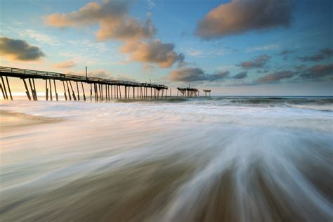 hatteras cape nc carolina north banks outer fishing pier alistair nicol flickr wunc onlyinyourstate creative commons