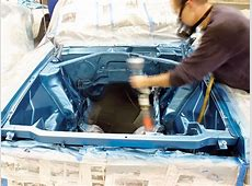 Engine Compartment Painting Paint Your Engine Bay At