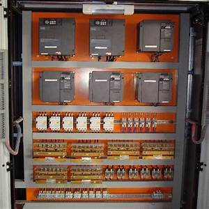 Vfd Electrical Control Panel Board Manufacturer In