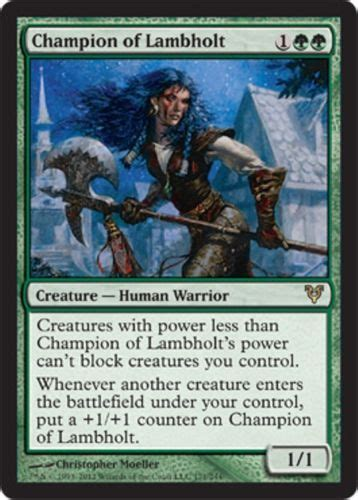 Best Modern Sideboard Cards by Budget White Green Humans Magic The Gathering Card