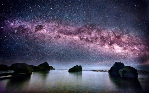 Milky Way Galaxy Backgrounds Wallpaper Cave