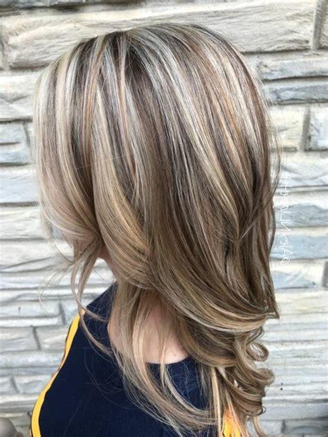 Cheveux Brun Meche 1001 Id 233 Es Pour Coiffures Avec Couleur De Cheveux Marron Clair