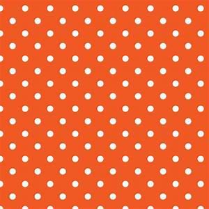 polka-dots-orange-background-1364303503xIK | Penn's ...