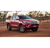 2020 Toyota Hilux Diesel Conquest Pick Up Dressed