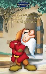 Grincheux - Blanche Neige et les sept nains - © Disney ...