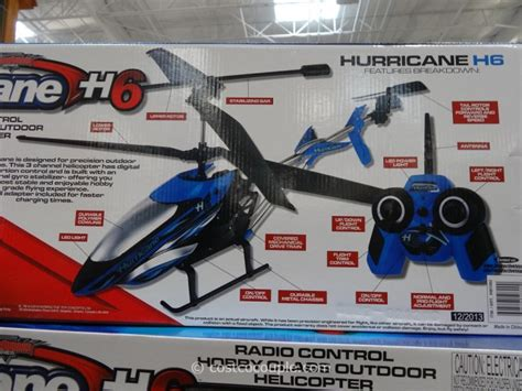 hurricane  radio control outdoor helicopter