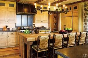 the kitchen collection llc rustic kitchens a beautiful collection from architectural digest liz 39 s interior design