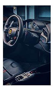 Ferrari SF90 Stradale 2019 4K Interior Wallpaper | HD Car ...