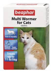 worm medicine for cats beaphar multi wormer for cats 12 tablets wormer treatment
