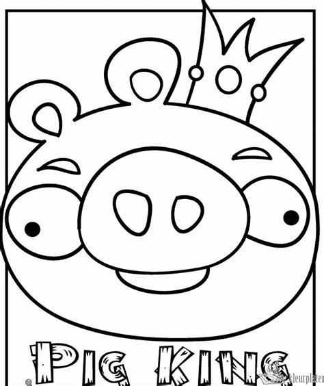 Angry Birds Epic Kleurplaat by Angry Birds Pig Kleurplaat