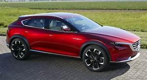 Mazda Cx 8 : visual comparison mazda cx 4 vs koeru concept carscoops ~ Medecine-chirurgie-esthetiques.com Avis de Voitures