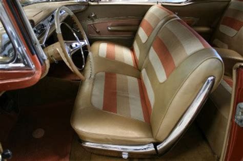 chevrolet impala seat upholstery seat covers