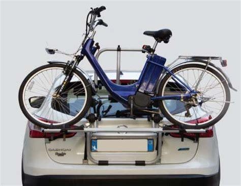 heckträger e bike nissan juke fahrradtr 228 ger f 252 r e bike als hecktr 228 ger abc