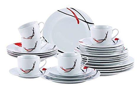 Teilig (tee-service, 4 Kaffee-tassen + 4