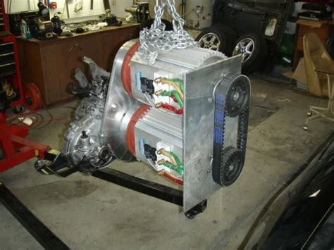 Electric Vehicles Power The Motor By by Dual Motor Diy Electric Car Forums Ripsaw Electric