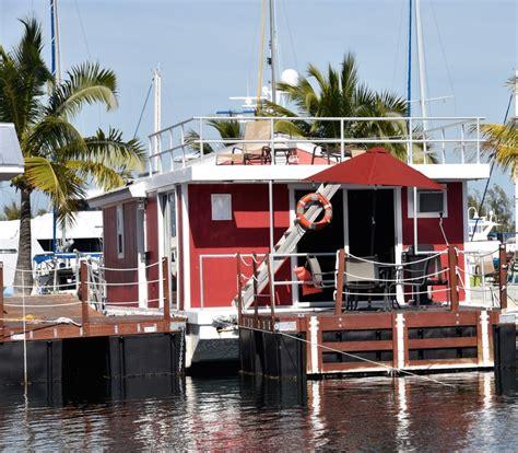 florida grouper island rental marina key west houseboat vrbo vacation keys boat rent condo homeaway houseboats floating week virtual tour