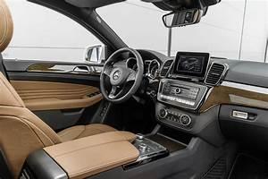 Modellbeschreibung über die Mercedes Benz GLE Coupé