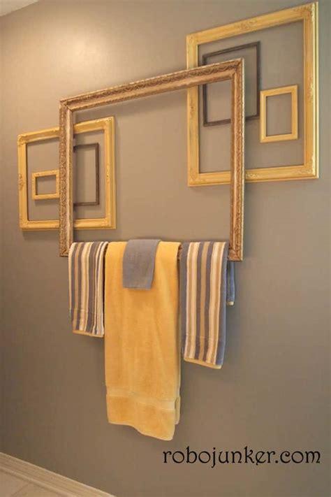 towel rack ideas 10 interesting towel racks well done stuff