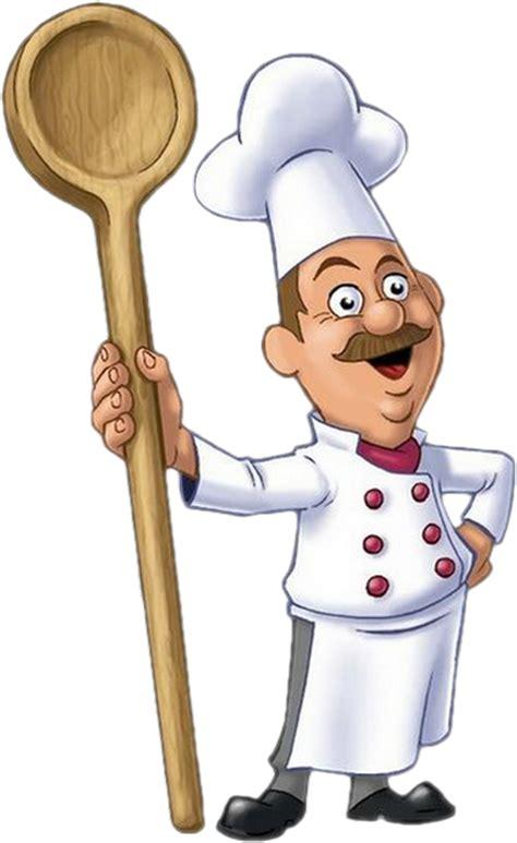 cuisinier dessin couleur cuisiniers ieres serveurs euses etc 1