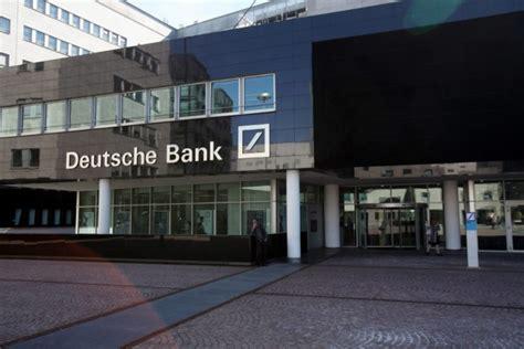 Deutsche Bank Sede Foto Il Blitz Nella Sede Deutsche Bank 10 Di 10