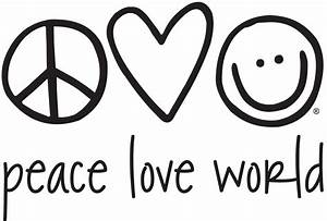 Love And Peace : peace love world the wordy girl ~ A.2002-acura-tl-radio.info Haus und Dekorationen