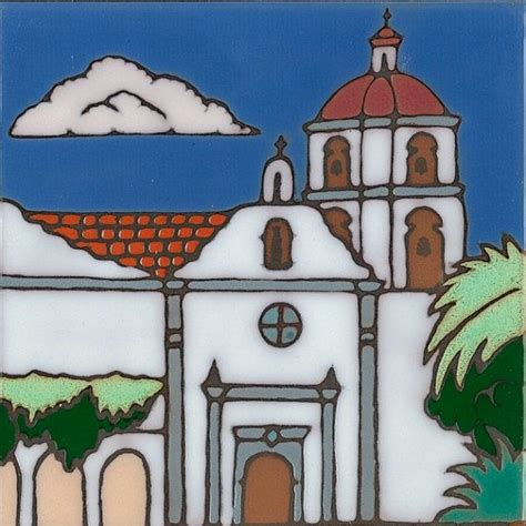 Mission Tile Santa Ca by 17 Best Images About California Missions On