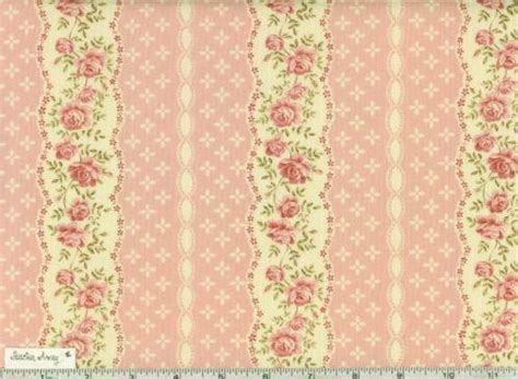Shabby Chic Stoffe by Shabby Chic Fabric Ebay