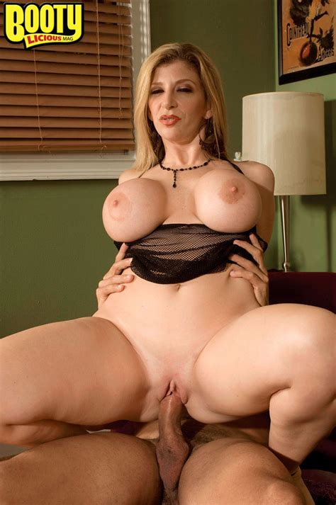 bbw milf sara jay seduces a younger boy in sheer black lingerie