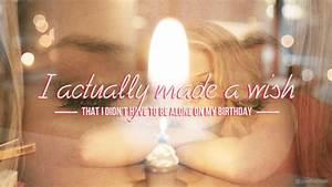 Happy Birthday To Me Quotes. QuotesGram