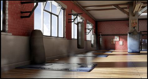 boxing gym wallpaper wallpapersafari