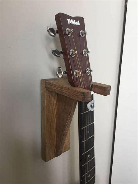 build   guitar hanger diy projects
