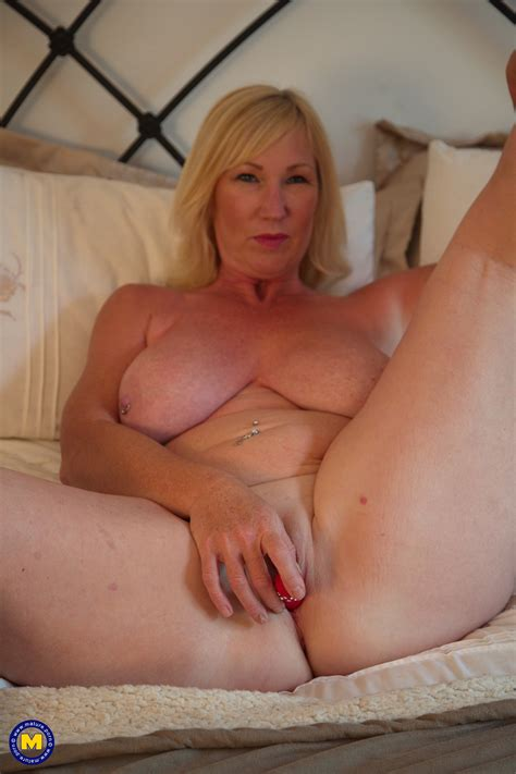 Mature Melody Moans With Big Tits Fucks Herself With A Sex Toy Milf Fox
