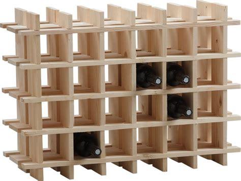 casier a bouteille pour cuisine casier à vin en bois 36 bouteilles