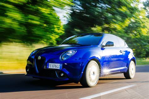 Alfa Romeo Mito 2016 Revealed  Pictures  Auto Express