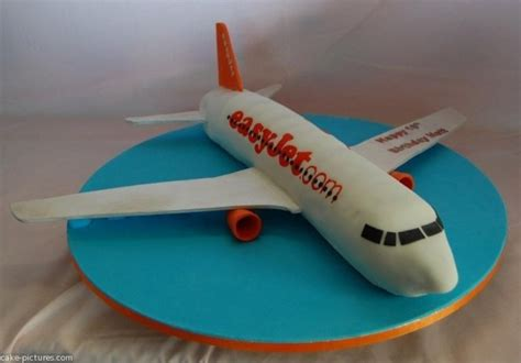 cake pictures easyjet aircraft jet