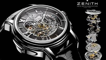 Wristwatch Zenith Wallpapers Watches Wrist Wallpaperaccess
