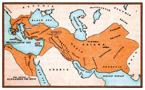 greek empire bible history