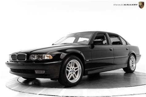 2001 Bmw 750il For Sale by E38 Archives German Cars For Sale