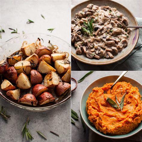 thanksgiving dishes 3 easy vegetarian thanksgiving side dishes salt lavender