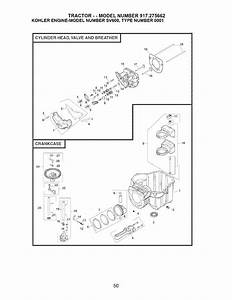Craftsman 917275662 User Manual Tractor Manuals And Guides